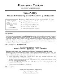 personal assistant resume samples personalassistantresume example    celebrity personal assistant resume by mia c coleman b enjamin f uller main   personal assistant resume