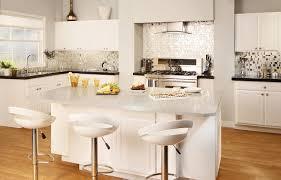 kashmir white kitchen granite countertops laminated wall  open metal shelves wall mounted granite kitchen countertop table