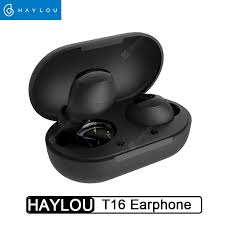 <b>New Arrival Haylou</b> T16 TWS ANC Noise Reduction Headset HD ...