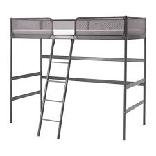 IKEA Loft <b>Bed Frame</b>, <b>Dark Gray</b>- Buy Online in Dominica at Desertcart