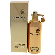 MONTALE Gold Flowers Eau de Parfum Spray, 3.3 Fl ... - Amazon.com