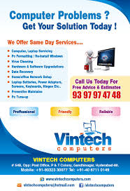 services classifieds ads hyderabad post services desktops and laptops services at doorstep