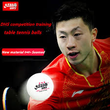 50 balls/<b>100 balls DHS 3 star</b> D40+ table tennis ball Original 3 star ...