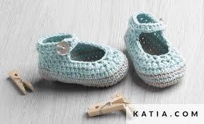 <b>Shoes</b> - <b>Baby</b> - Spring / <b>Summer</b> - models & patterns | Katia.com