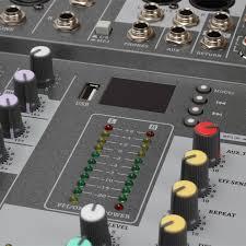 Online Shop <b>YUEPU RU-8T Professional Sound</b> Audio Mixer 8 ...