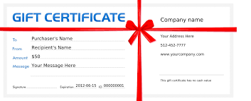 gift certificate sample certificates for dog tags and survival printable blank baby birth certificates templates gift certificate templates a part of under certificate templates