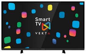 """<b>Телевизор VEKTA LD</b>-<b>43TF5515BS</b> 42.5"""" (2018) — купить по ..."""