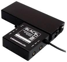 <b>Фонокорректор Lehmannaudio Black</b> Cube SE — купить по ...
