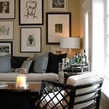 blue grey and beige living room art above sofa contemporary living room david jimenez black beige living room