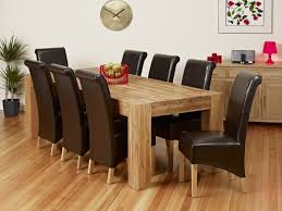 delivery dorset natural real oak dining set: shabby chic rustic farmhouse solid seater dining table bench and oak chairs