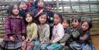 In Vietnam, children from <b>ethnic</b> minority <b>bear</b> the brunt of under ...