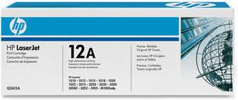 Обзор картриджа <b>HP Q2612A</b> и <b>Q2612X</b>: разбор ...