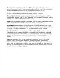 UC Essay Prompt    Leadership Experience Essay