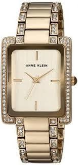 Женские <b>часы Anne Klein</b> Crystal <b>2838 CHGB</b>