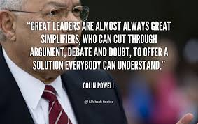 By Colin Powell Leadership Quotes. QuotesGram via Relatably.com