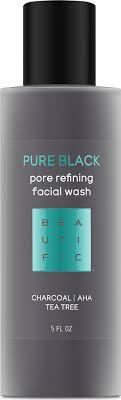 BEAUTIFIC <b>Гель для умывания Pure</b> Black глубокоочищающий с ...