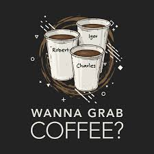 Wanna Grab Coffee?