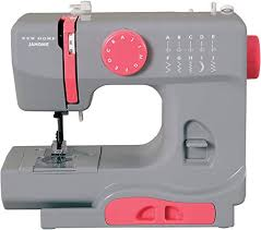 Janome Graceful Gray Basic, Easy-to-Use, 10-Stitch ... - Amazon.com