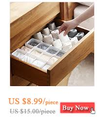 <b>luluhut</b> washable underwear <b>storage</b> box <b>oxford</b> cloth foldable socks ...
