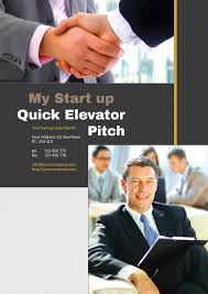 design haven my startup quick elevator pitch template a buy this template for 15 in graphicriver middot my startup quick elevator pitch