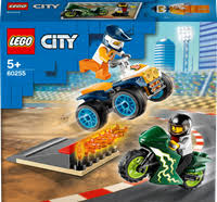 <b>Конструктор LEGO City</b> Nitro Wheels <b>Команда</b> каскадёров 60255 ...