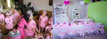 Image result for spa day for birthday party