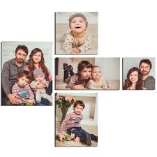 Custom 48X40 5-Piece Canvas Print Wall Display ... - Express Canvas