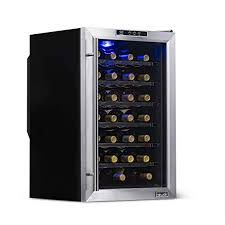 NewAir Wine Cooler and Refrigerator, 28 Bottle ... - Amazon.com