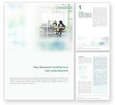 Office Meeting Word Template 02012 | PoweredTemplate.com Office Meeting Word Template