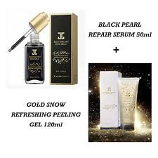 <b>JAYJUN Gold Snow</b> Refrashing Peeling Gel+ <b>Black</b> Pearl Double ...