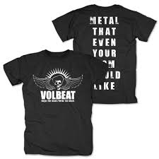 Rock the Rebel - Metal the Devil white - Volbeat - T-Shirt - Bravado