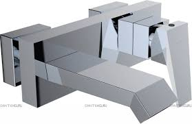 <b>Смеситель для ванны Clever</b> Ventu 99434 с душевым гарнитуром ...