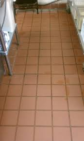 Restaurant Kitchen Floor Tile Tile And Grout Cleaning Water Damage Fire Damage Mold