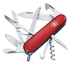 Купить <b>нож перочинный huntsman 91мм</b> 15 функций (красный ...