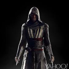 this is either michael fassbender in assassin s creed or a really assassin s creed michael fassbender reveal fox