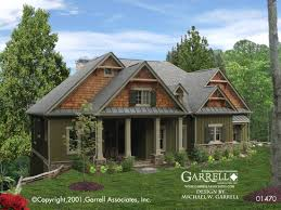 Cashiers Cabin House Plan   Active Adult House PlansCashiers Cabin House Plan