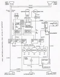 standard 10 car wiring diagram google search hot rods, customs on simple auto wiring diagram 12v