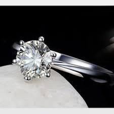 HOT Romantic <b>Luxury Cubic Zirconia</b> Women Ring | Silver wedding ...