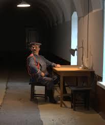История тюрьмы Трубецкого <b>бастиона</b>