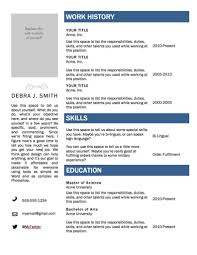 resume template templet microsoft word templates inside 89 interesting resume template