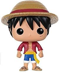 Funko POP Anime: One Piece Luffy Action Figure ... - Amazon.com