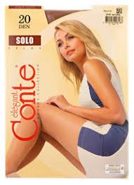 <b>Колготки</b> женские CONTE Solo <b>20den</b> natural 2 – купить в сети ...