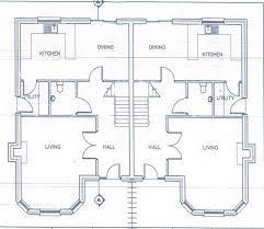 M J  McLoughlin Building Contractors Ltd  Product House Type  quot C quot    Ground Floor Plan