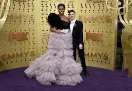 Emmy Awards <b>2019</b>: Red <b>hot</b> style on the <b>purple</b> carpet - Chicago ...