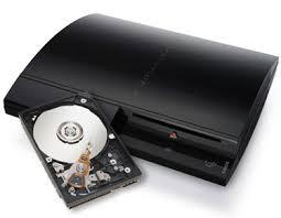 Playstation  HDD