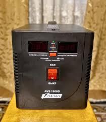 Обзор на <b>Стабилизатор</b> напряжения <b>Powerman AVS</b> 1500D ...