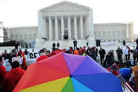must the supreme court overturn state marriage laws the state marriage laws