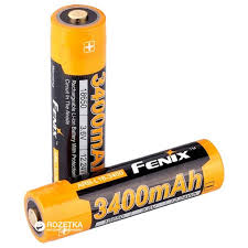 <b>Аккумулятор Fenix ARB</b>-<b>L18</b>-3400 <b>18650</b> (<b>ARB</b>-<b>L18</b>-3400).
