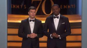 70th Emmy Awards: Opening Monologue - YouTube