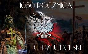 Image result for 1050 rocznica chrztu polski